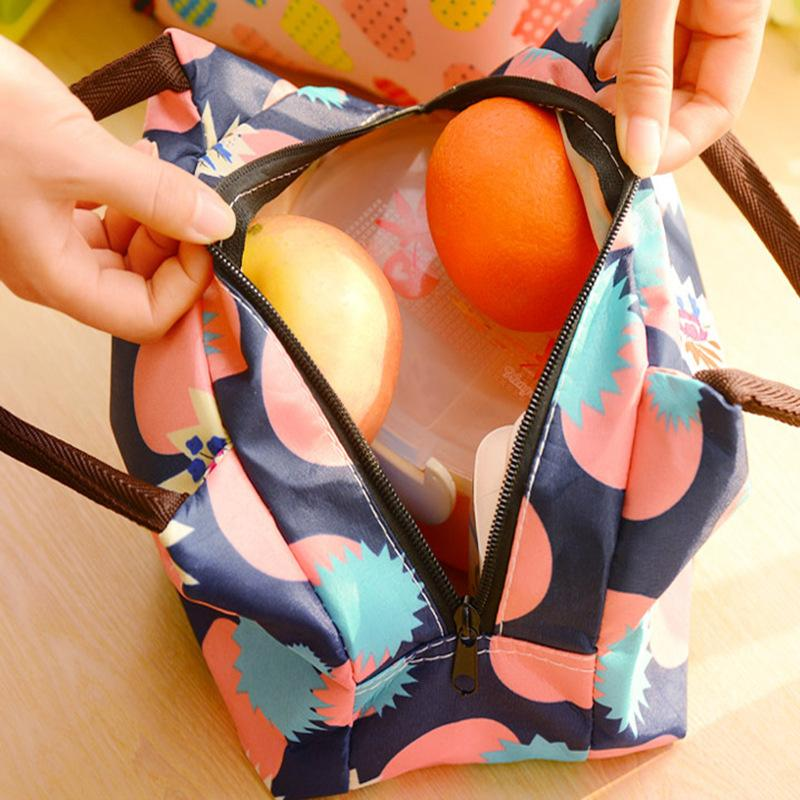 Fashionable Waterproof Lunch Bag
