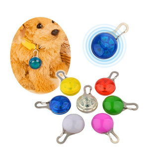 LED Dog Pendant