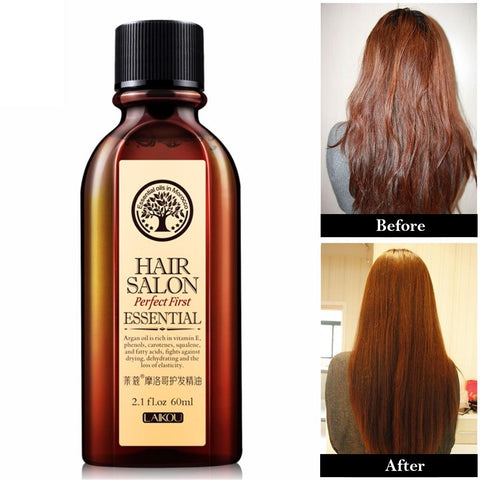 Image of Argan Oil - Repairs Damaged Hair
