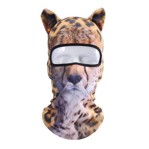 Image of 3D Cat and Dog Outdoor Mask