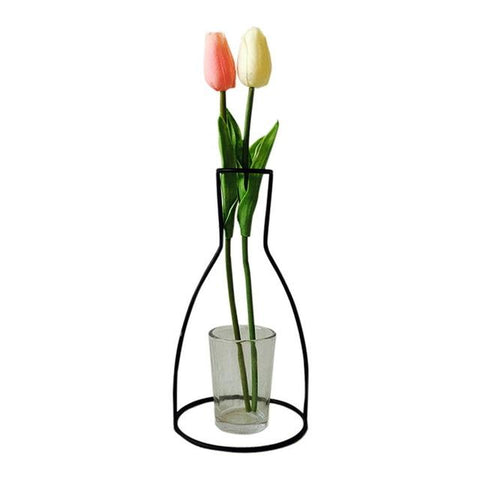 Image of Iron Vases