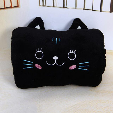 Image of Super Cute Heated Pillow