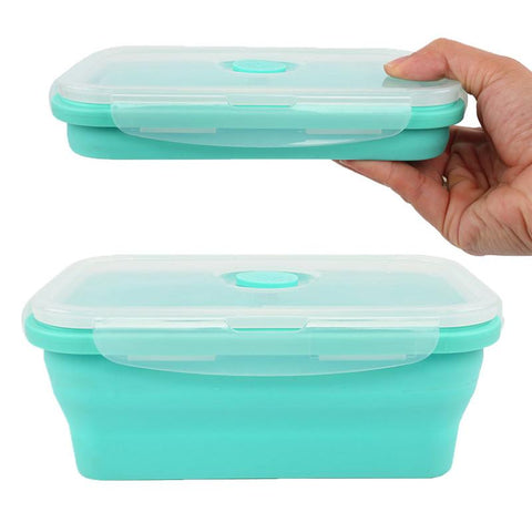 Image of Collapsible Lunch Box