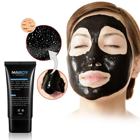 Image of Blackhead Cleansing Face Mask