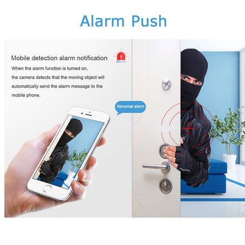 Cloud Storage Home Security WIFI Camera