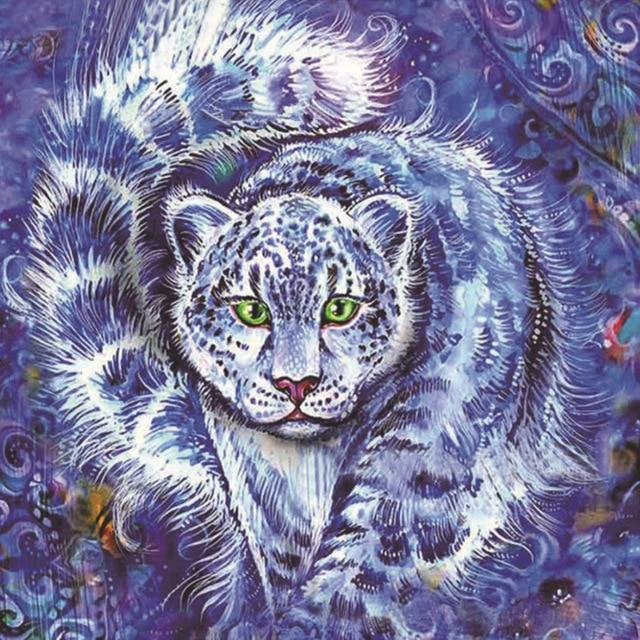 Diamond Painting Big Cats Collection