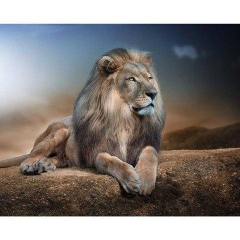 Image of Diamond Painting Big Cats Collection