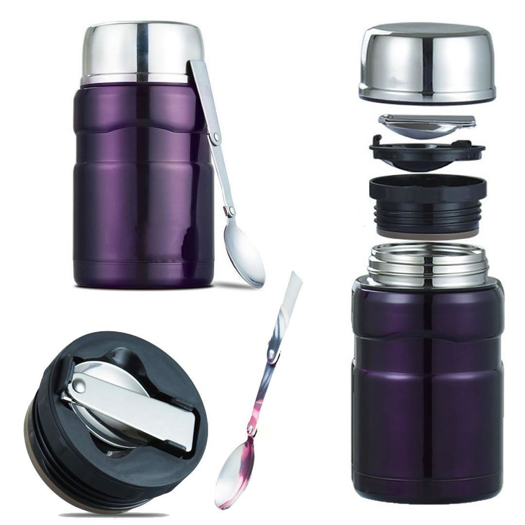 6 Hour Food Vacuum Thermos