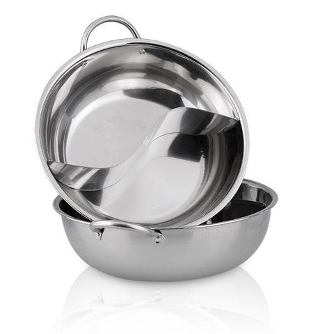 Image of Stainless Steel Dual Cookware