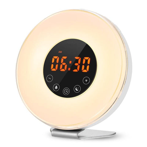 Image of Sunlight Digital Alarm Clock