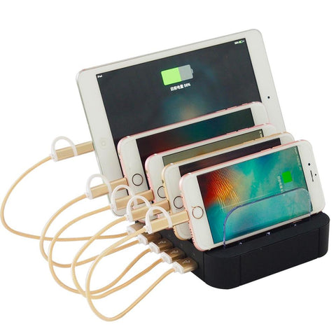 Image of 5 Station Charging Dock