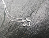 Baby Rhinestone Star Necklace