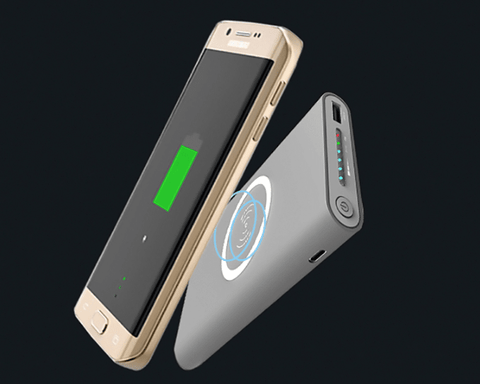 Image of 10000mah Wireless Power Bank