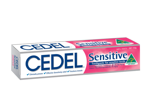 SENSITIVE TOOTHPASTE 110g