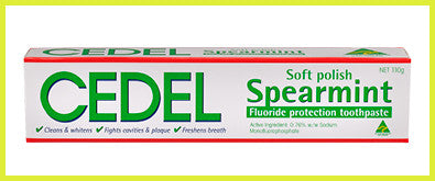 SPEARMINT TOOTHPASTE 110g