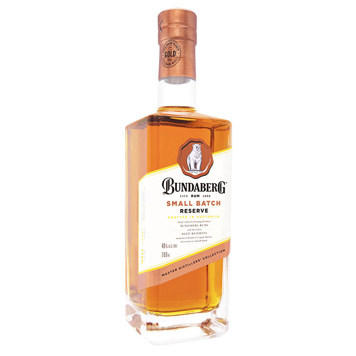 Bundaberg Master Distillers Collection Small Batch Rum 700ml