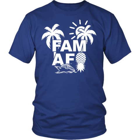 FAM AF 2018 Men's and Women's Shirts!