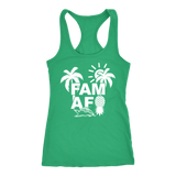 FAM AF 2018 MEN'S AND WOMEN'S TANKS!
