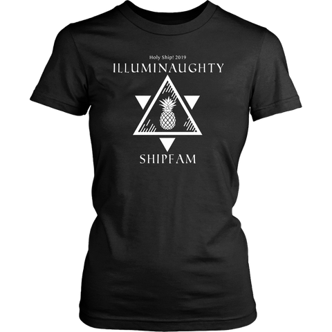 illuminaughty ShipFam! Women's Shirt