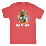 FAM AF COOL PINEAPPLE MEN'S AND WOMEN'S SHIRTS!