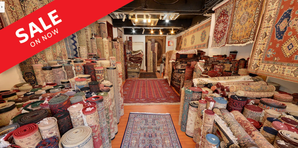 Opening Sale of 25% at The Rug Store Hong Kong!