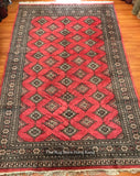 "Princess Butterfly 5'5"" x 9' - Buy Handmade Rugs Online 