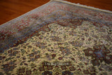 Persian Qum 100% Silk 4' x 6' - Buy Handmade Rugs Online | Carpets