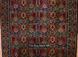 "Persian Shiraz 4' x 6'5"" - Buy Handmade Rugs Online 