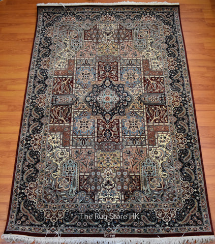 Compartment Bakhtiar 4.5' x 7' - Buy Handmade Rugs Online | Carpets