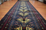 Antique Balochi 2.5' x 10' - Buy Handmade Rugs Online | Carpets