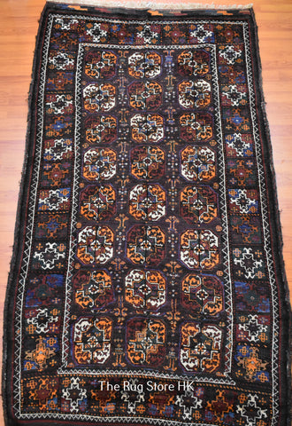 Tribal Mashad 3.8' x 6' - Buy Handmade Rugs Online | Carpets