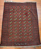 Antique Bokhara 4' x 6' - Buy Handmade Rugs Online | Carpets