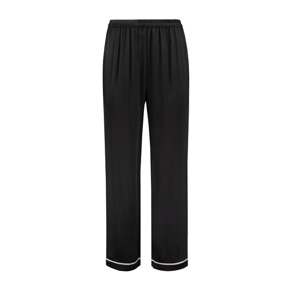 Pajama Pants Black
