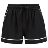 Shorts Black Tulip