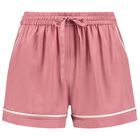 Silk Shorts English Rose