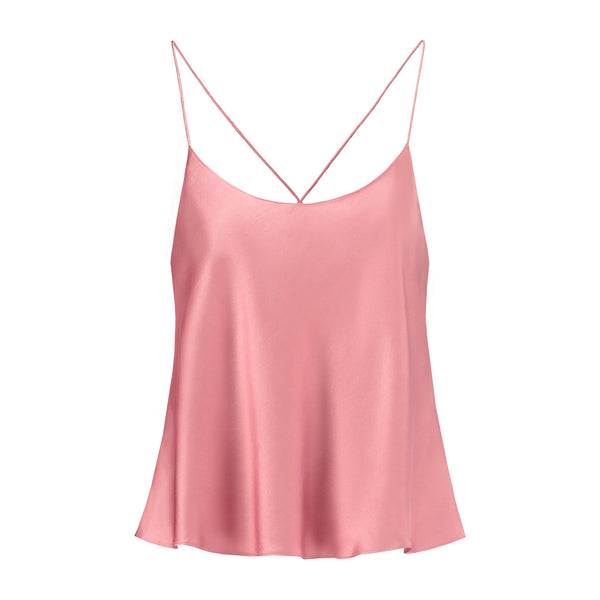 Camisole English Rose Front Side