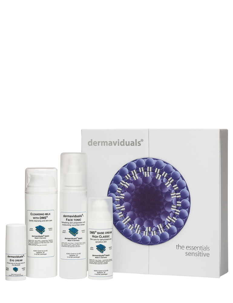 The Essentials Sensitive Dermaviduals