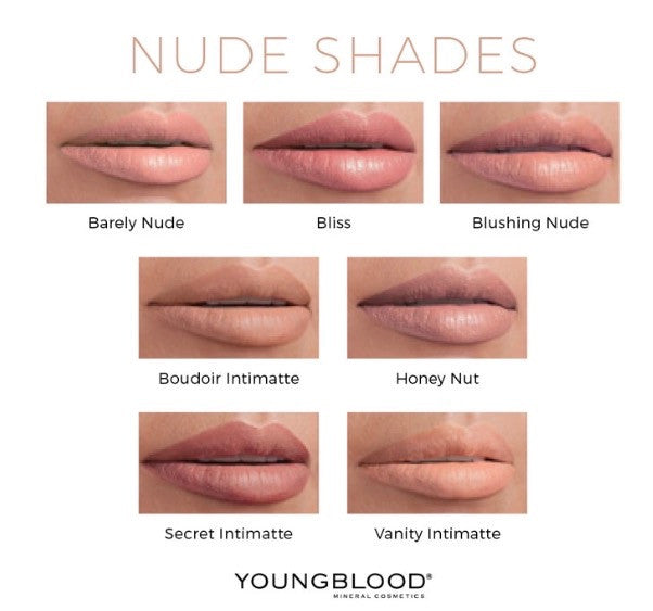 Youngblood Lipsicks