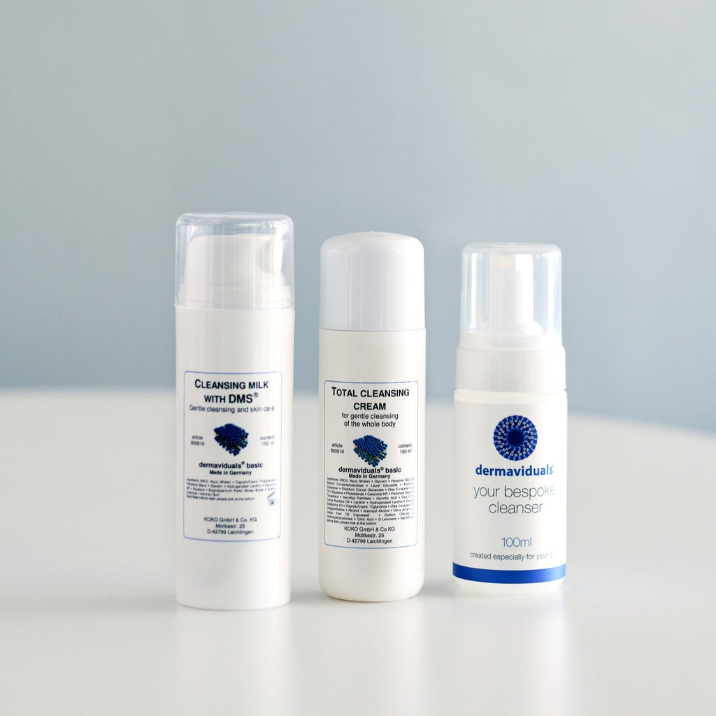 Dermaviduals Cleansing Milk with DMS®