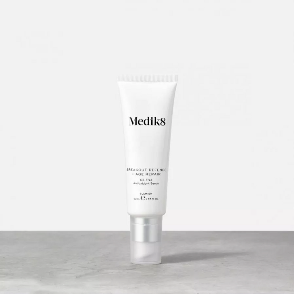 MEDIK8 - Breakout Defence + Age Repair Oil-Free Antioxidant Serum