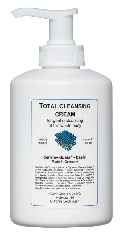 Dermaviduals Total Cleanse Cream