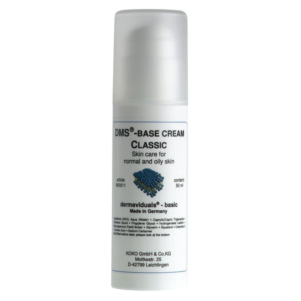 Dermaviduals Base Cream Classic