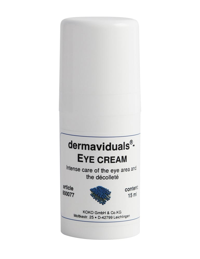 Dermaviduals Eye Cream