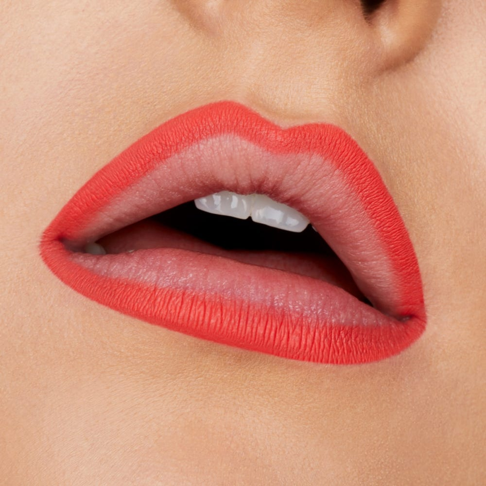 Lip Heroes Waterproof Lip Liner - Orange