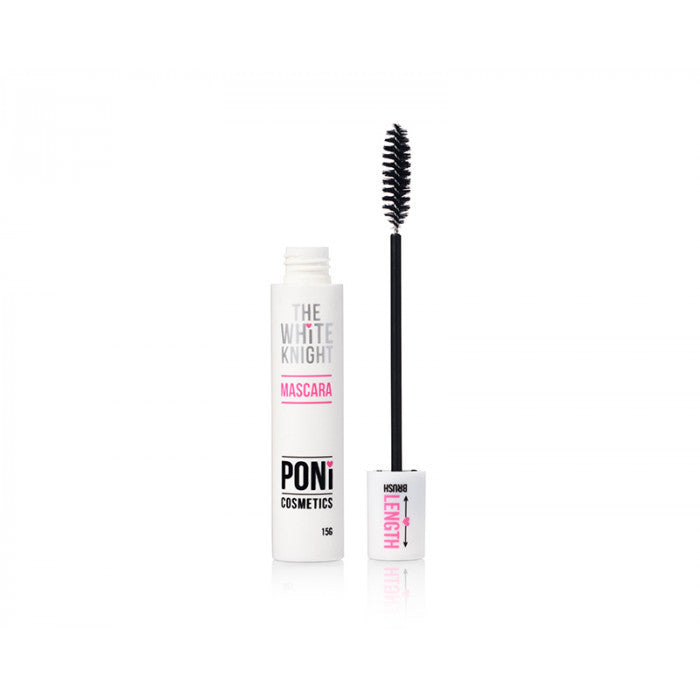 Poni Cosmetics - White Knight Tubing Mascara