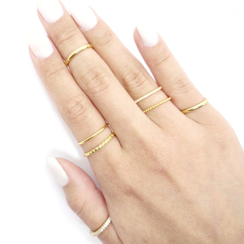 KIKICHIC Gold Stacker Hammered Ring Simple, Rose Gold Stacking Hammered Ring, Silver Midi Hammered Rings Stacking, Gold Hammered Ring Stacks, Simple Hammered Stacking Ring in Gold, Thin Stackable Hammered Ring Gold, Classic Fine Stacking Band Ring Hammered Rose Gold, Dainty Boho Stacking Hammered Ring, Gold Filled Stacking Hammered Rings, Solid Silver Hammered Ring Dainty, Silver Stackable Hammered Rings, Simple Band Stackable Gold Hammered Rings.