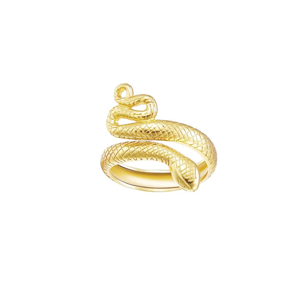 Handmade Snake Ring Adjustable,Textured Serpent Ring Silver, Gold Snake Ring, Wrap Snake Ring, Textured Snake Design Jewelry, Handmade Snake Tail Ring, Serpent Silver Open Ring, Statement Long Snake Ring, Silver Python Ring, Textured Vintage Snake Ring, Modern Snake Rings, Triple Wrap Open Snake Ring