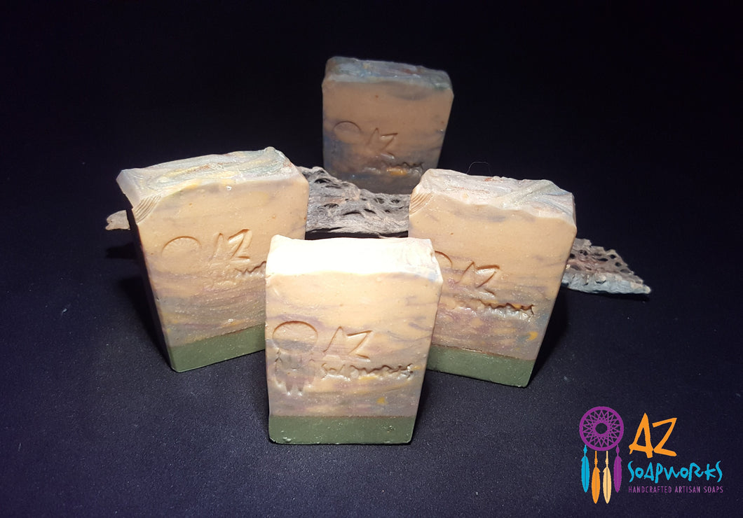 Desert Moonrise  | Artisan Soap