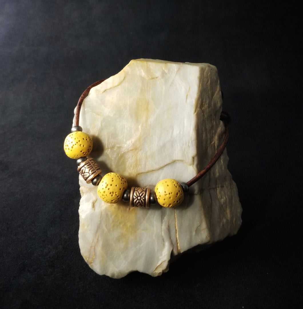Lava Bead Necklaces for Essential Oils