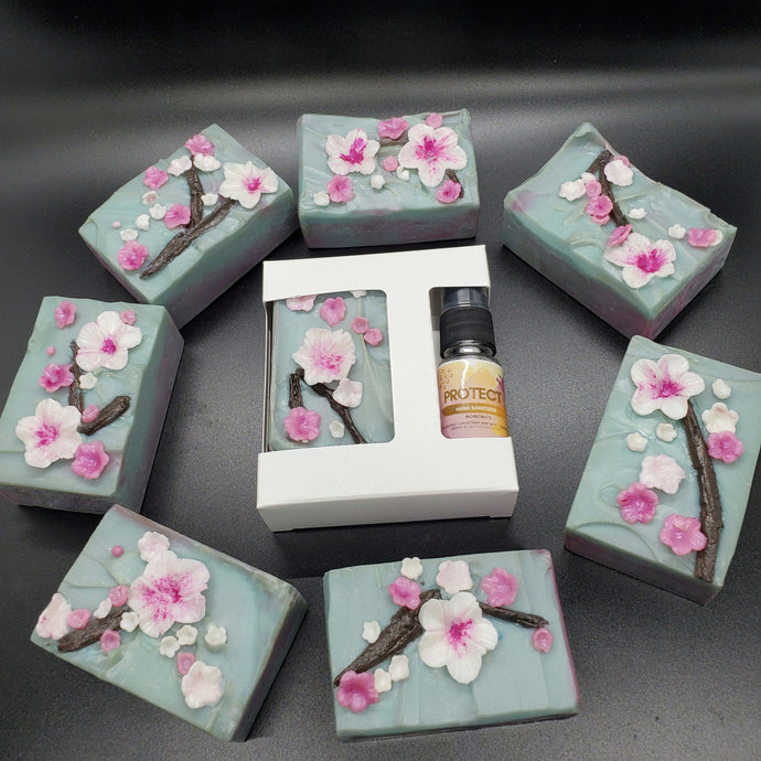 Cherry Blossoms | Artisan Soaps